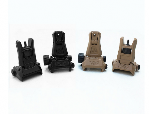 MAGPUL - AR-15 MBUS PRO BACKUP SIGHT SET